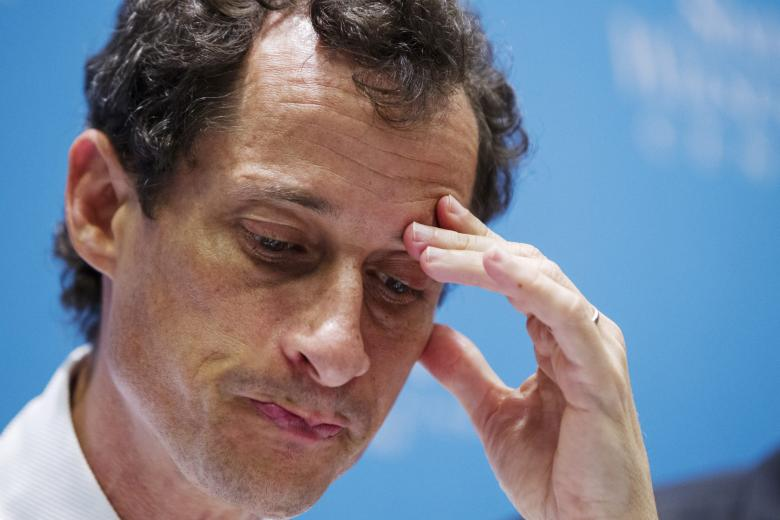 Anthony Weiner Gets Hard Time For Sexting A Minor