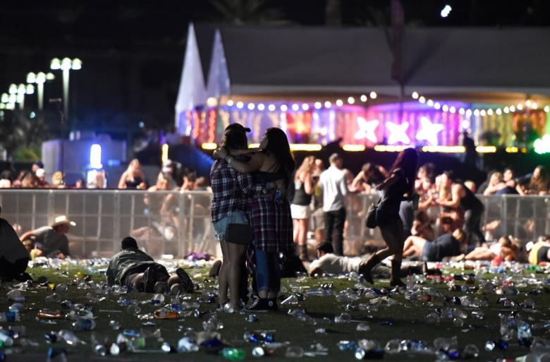 Las Vegas In The Mourning