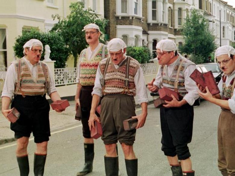 Open Thread - Monty Python And The Necessity Of Idiots