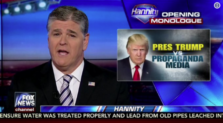 Hannity Thinks Upholding The First Amendment Is 'Just Useless'