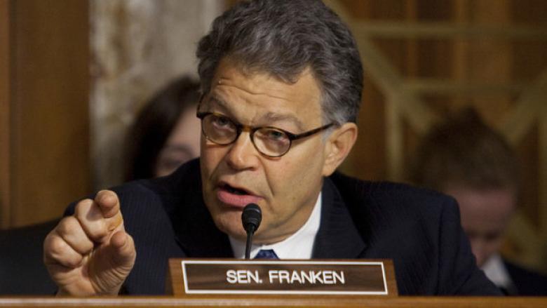 Al Franken Shouldn't Resign