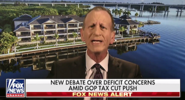 Fox Guest Defends GOP Tax Cuts By Suggesting Extra Trips To Starbucks Are Better For Middle Class Than Medicare