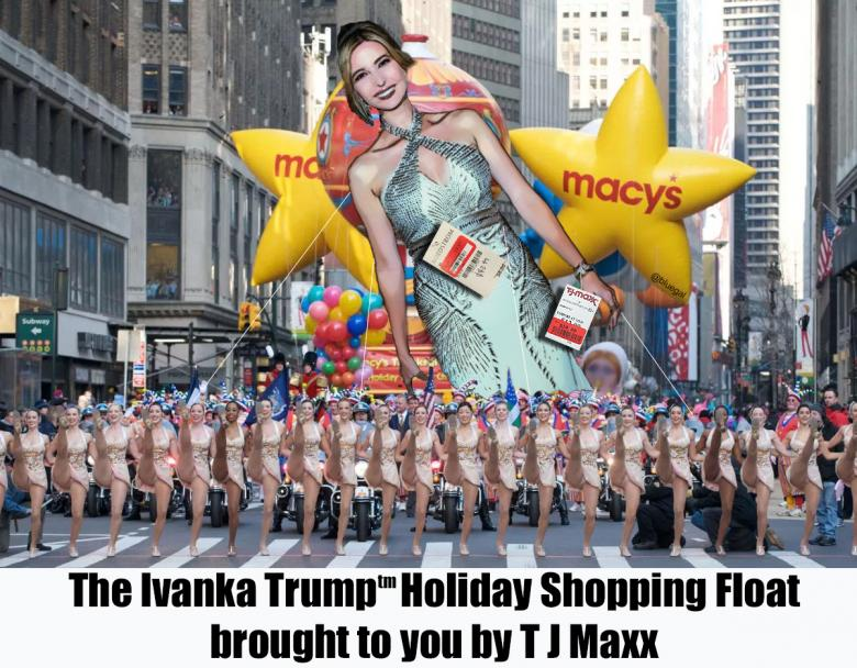 Open Thread - Ivanka Welcomed Back To NYC