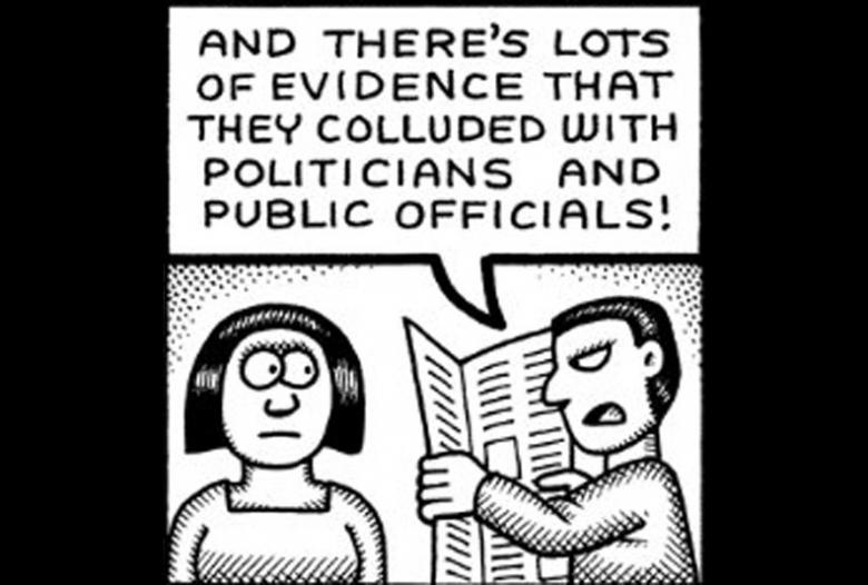 Open Thread - Cartoon Of The Day