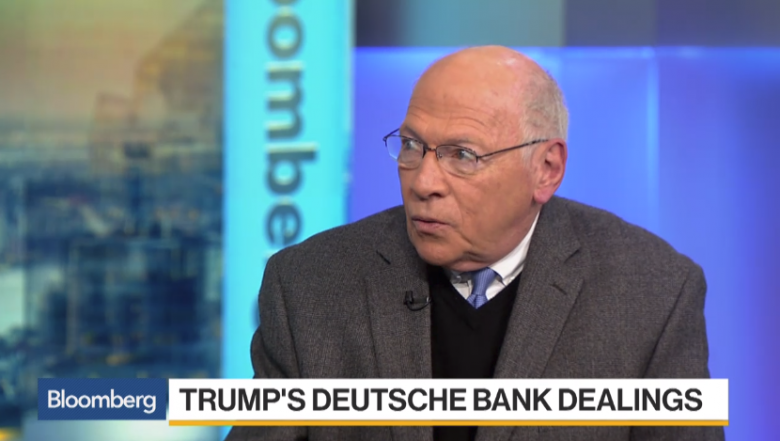 Mueller Subpoenaed Deutsche Bank Records For Trump Family