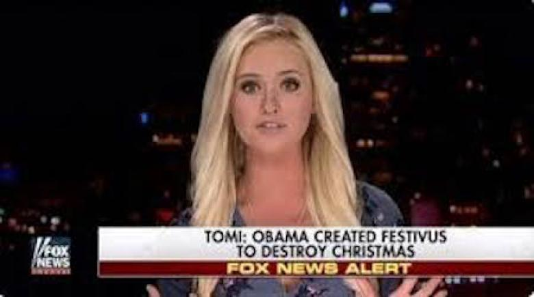 Tomi Lahren: 'So Glad Leftist Media Decided To Make Fun Of Hillary Clinton'