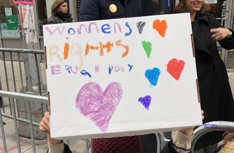 Open Thread - Children At The Women's March