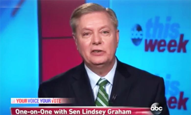 Following Trump Again, Lindsey Graham Won't Endorse Jeff Sessions For AL Sen