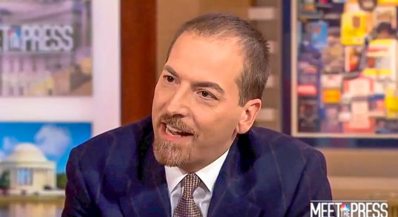 Chuck Todd Shoots Down White House Official Claiming Racist Trump Campaign Ad Is From 'Outside Group'