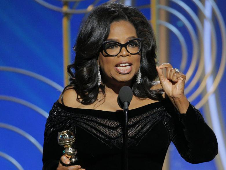 Oprah For President Speculation Heats Up