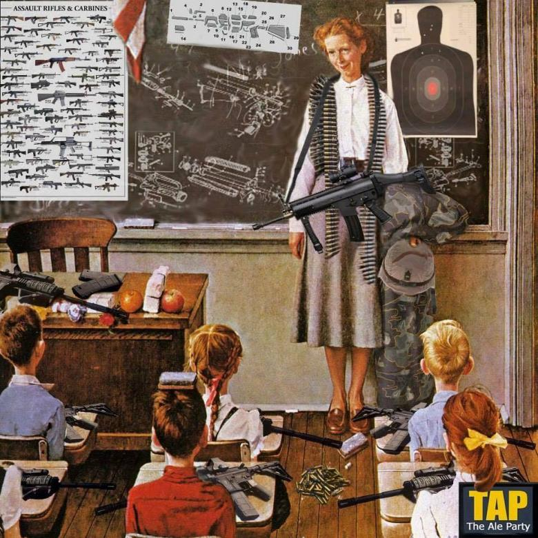 Does Your Governor Want To Arm Teachers?