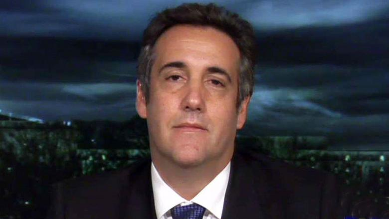 Michael Cohen Says HE Made $130K Payment To Porn Star With His Own Money