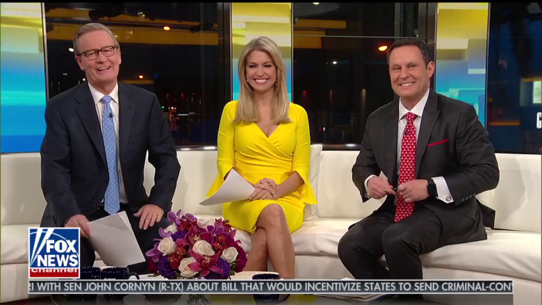 Donald Trump Thanks Fox & Friends For Deceitfully Presenting Him As Anti-Russian Activist During 2016 Election