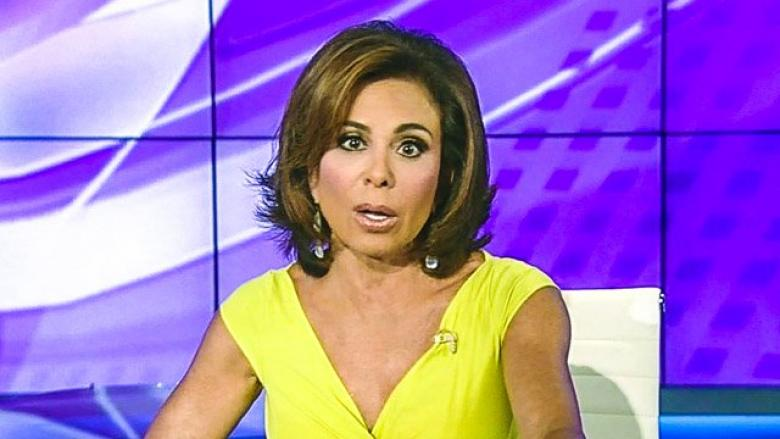 Jeanine Pirro May 'Write' The 'No Fire No Fury' Book For Donald