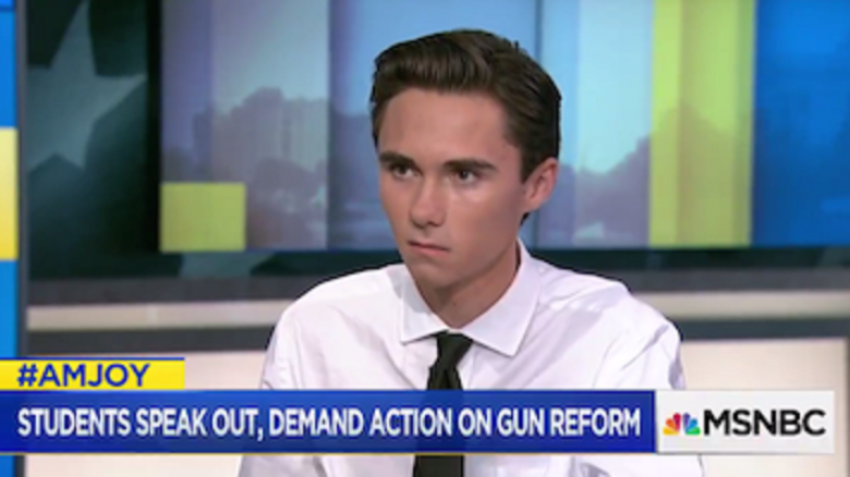 Florida School Shooting Survivor Hogg Responds To David Clarke's Smear: 'You Disgust Me'