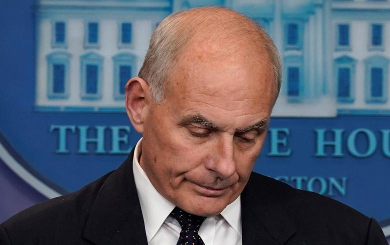 Report: John Kelly Has Offered To Resign