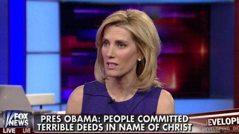 Jesus Tells Laura Ingraham To Apologize To David Hogg Before More Advertisers Bail (UPDATE X 3)