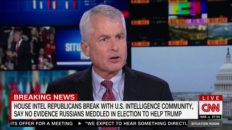 Phil Mudd Rips GOP Intel Committee Report: 'I Wouldn't Wipe My Ass With It!'