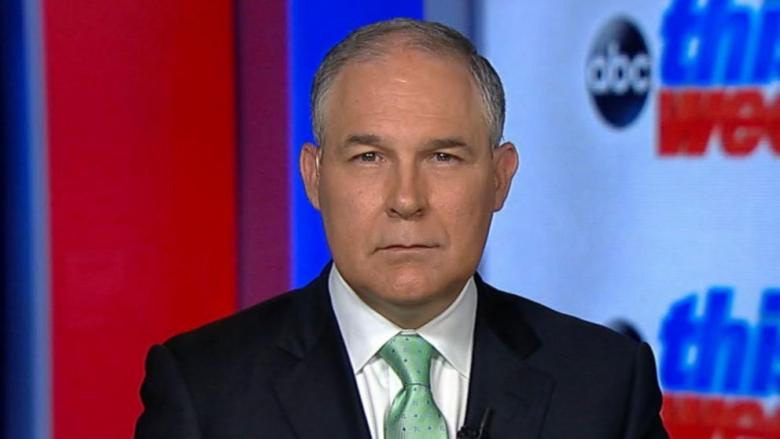 Pruitt For President 2024? Or Sooner?