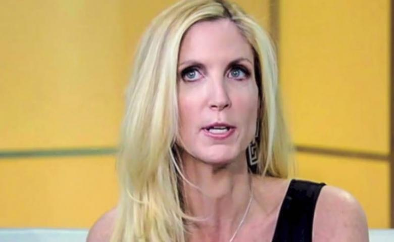 Ann Coulter Wishes The Military Would Shoot An Immigrant To Send A Message