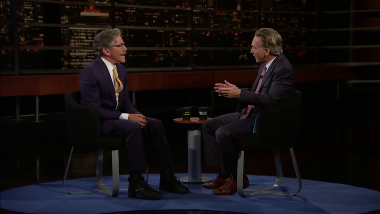 Maher Rips Rivera For His Trump Love And His Move To Fox