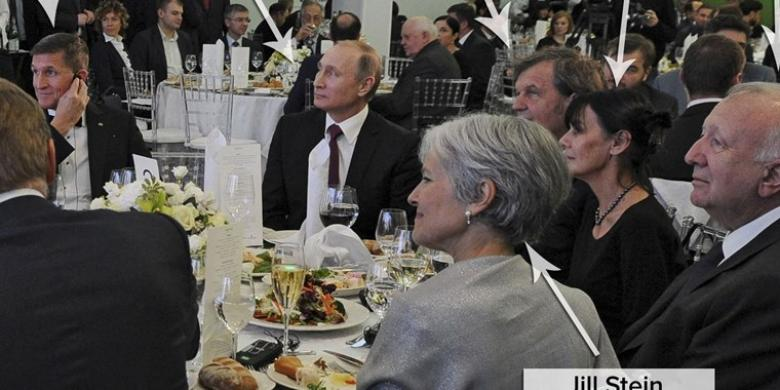Jill Stein Refuses To Comply With Senate Russia Investigation