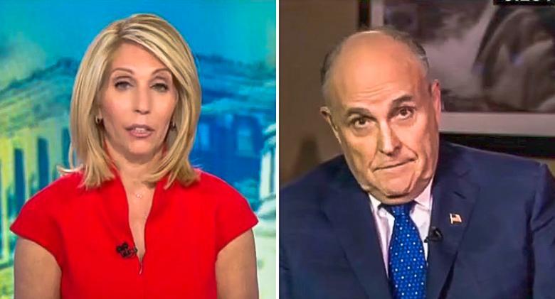 Rudy Giuliani Calls Former Intel Officials James Clapper And John Brennan 'Two Clowns'