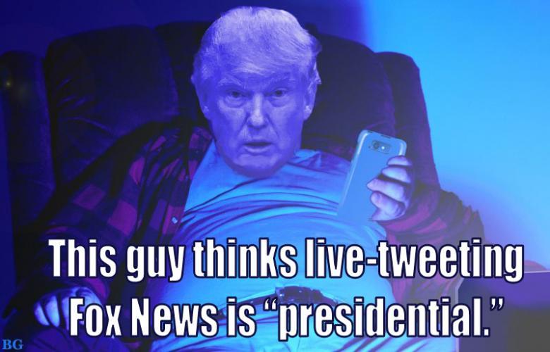 Open Thread - Presidential?