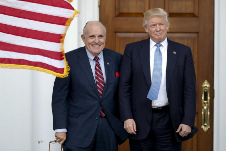 REPORT: Trump Is Growing Frustrated With Rudy Giuliani