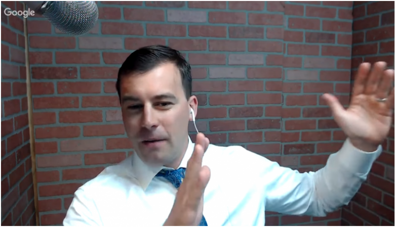 GOP Senate Candidate Patrick Little Joins David Duke's Radio Show To 'Name The Jew'