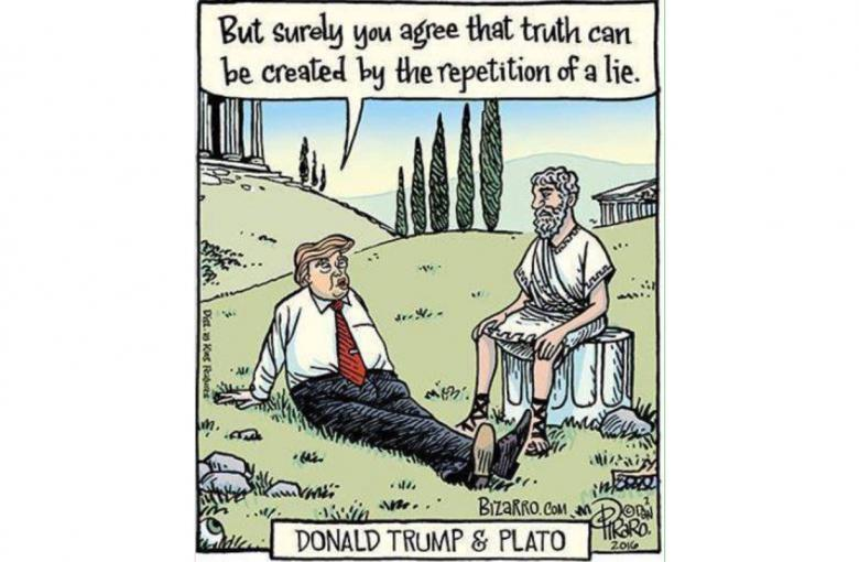 Open Thread - Plato Knows The Truth, But...