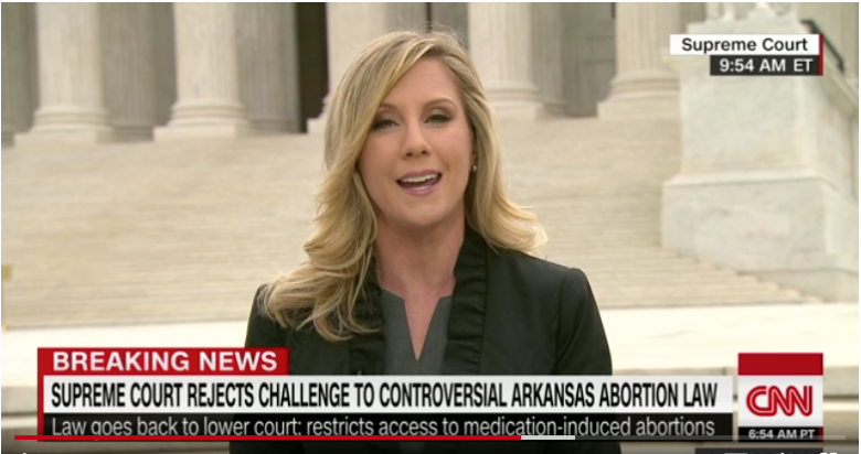 Supreme Court Decision Likely Leaves Arkansas With One Abortion Clinic
