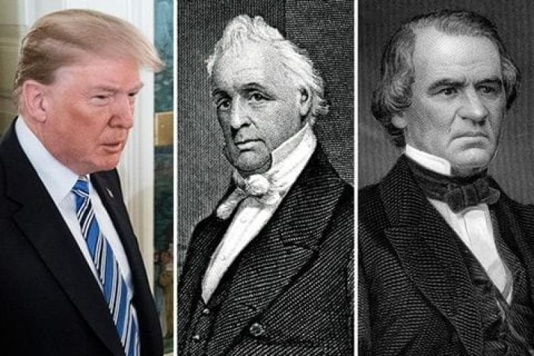 Trump Ranked Dead Last Among All Presidents