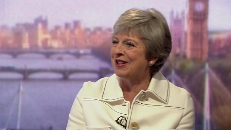 Trump's Brexit Advice To Theresa May Revealed: 'Sue The European Union'