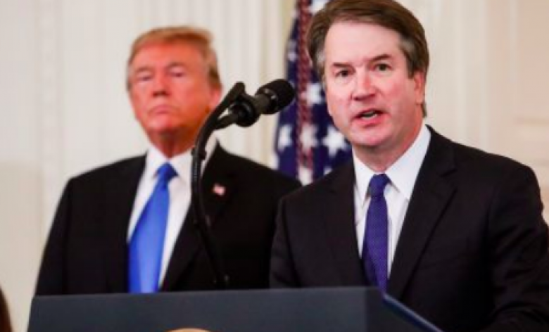 Brett Kavanaugh May Have A Jim Jordan Problem