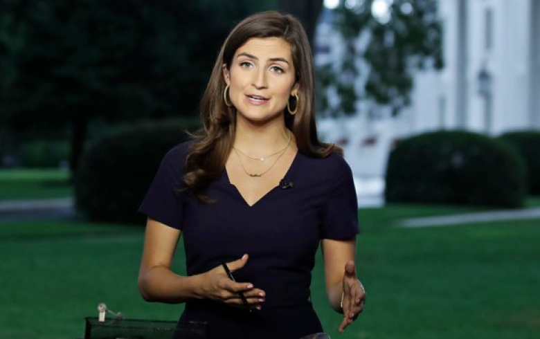 Kaitlan Collins' Former Usefulness To The Regime Will Not Save Her