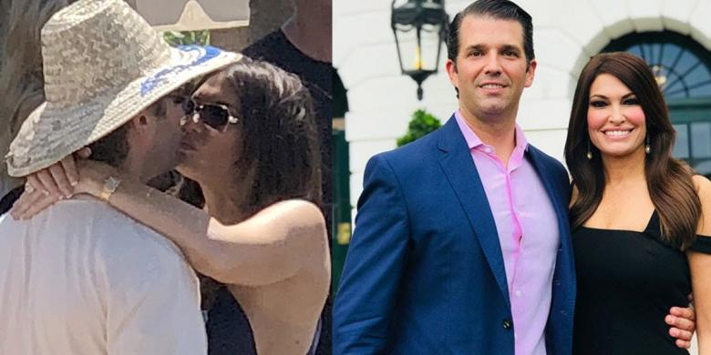 Don Jr's Girlfriend Kimberly Guilfoyle Leaving Fox 'News' To Work For Trump Super PAC