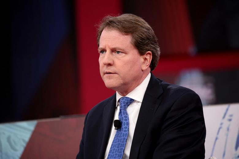 NYT Scoop: White House Counsel Cooperated With Mueller's Obstruction Inquiry