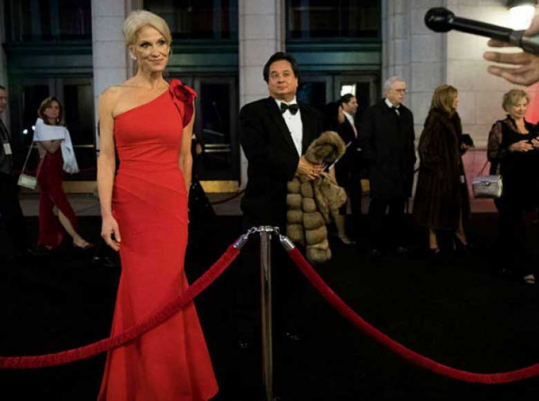Kellyanne Conway Tries To Be 'Anonymous Source' Attacking Her Husband