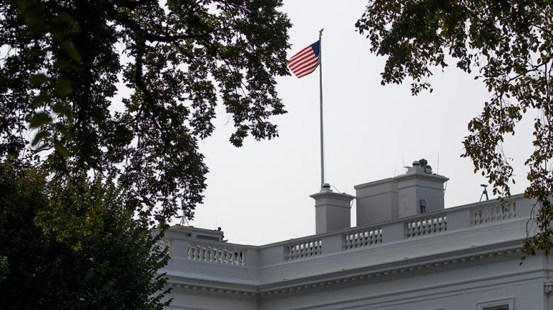 White House Lowers Flag To Half-Staff To Honor John McCain's Passing After Backlash