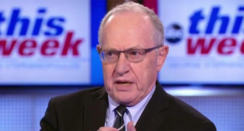 Alan Dershowitz: I'll Put My 'Sexual Probity' Up Against Opposing Counsel