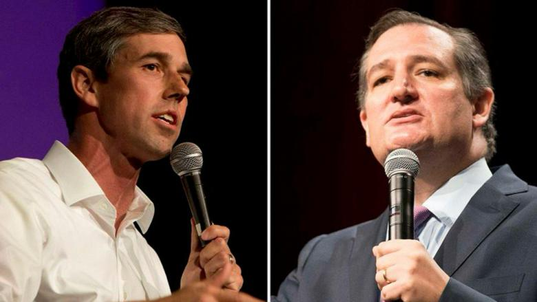 Ted Cruz Says Beto O'Rourke Will Outlaw Barbecue
