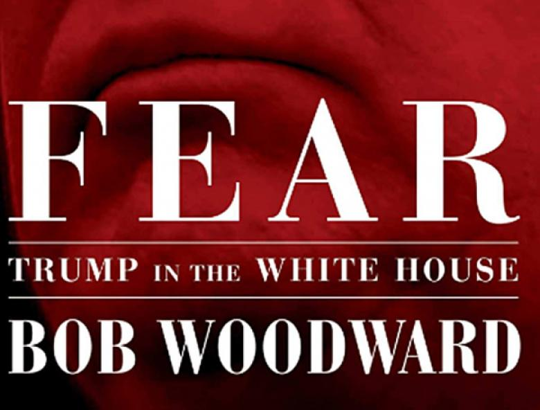 Bob Woodward's Trump Book: 'CrazyTown' In The White House