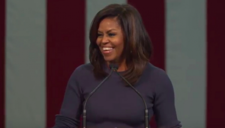 This Is Your Regular Reminder That Right-Wingers Think Michelle Obama Is A Fat, Ugly Man