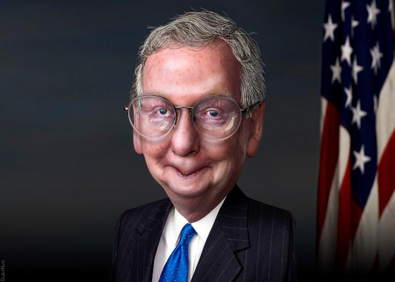 Mitch McConnell's Single Regret Is Not Gutting The Social Safety Net