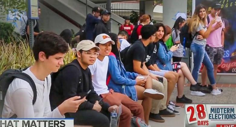 SCARY: Only One Of These College Students Plans To Vote