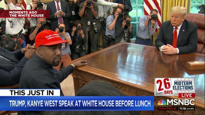 Kanye West's White House Meltdown: Heartbreaking And Scary