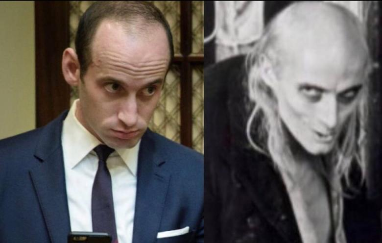 That Explains It:  Stephen Miller Ate Glue As A Third Grader
