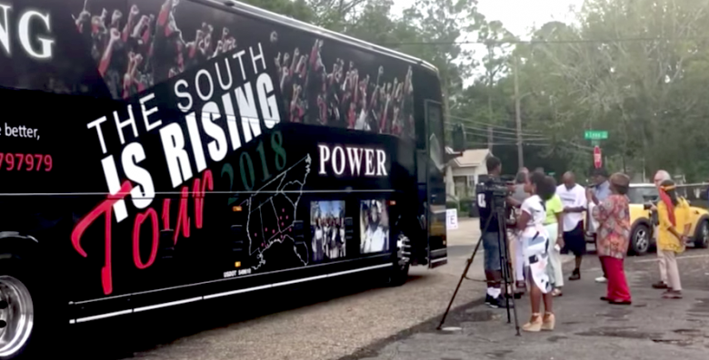 Black Senior Citizens Ordered Off Bus Driving Them To Polls In Georgia