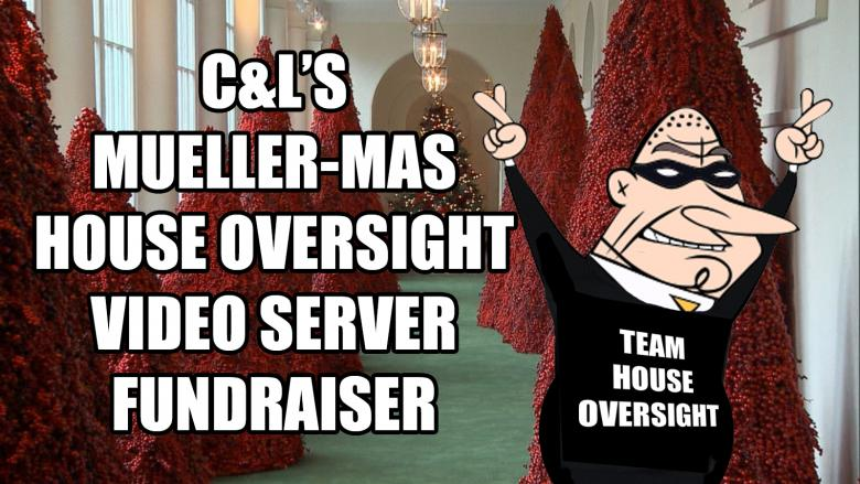 C&L Is Preparing For Congressional Oversight!  Help Us Out!